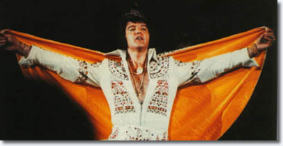 Elvis Presley Omni Coliseum, Atlanta July 3, 1973